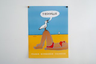 <img class='new_mark_img1' src='//img.shop-pro.jp/img/new/icons14.gif' style='border:none;display:inline;margin:0px;padding:0px;width:auto;' />Raymond Savignac / Office du tourisme de Trouville. 1987-2001