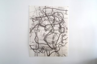 Christopher Wool / Simon Lee Gallery 2006