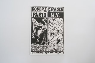 Hervé Di Rosa / Robert Fraser Gallery London 1984