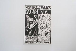 Hervé Di Rosa / Robert Fraser Gallery London 1984
