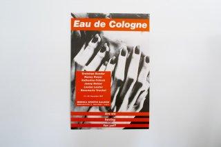 Barbara Kruger / �Eau de Cologne� 1987