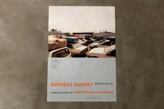 Andreas Gursky / Deichtorhallen Hamburg 1991