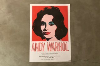 ANDY WARHOL /  EXPO ITALY 1989