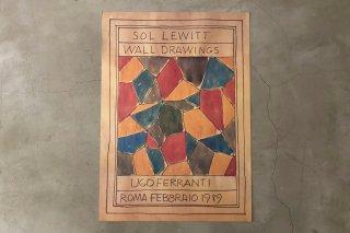 Sol Lewitt / Ugo Ferranti 1989