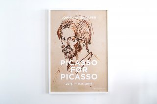 PICASSO FØR PICASSO / LOUISIANA ON PAPER 2016