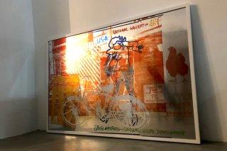 Robert Rauschenberg / National Gallery of Art Washington 1991