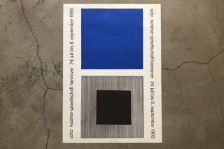Jesus Raphael Soto / Kestner Gesellschaft 1968