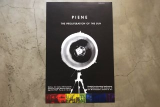 Otto Piene/ Walker Art Center Minneapolis 1967