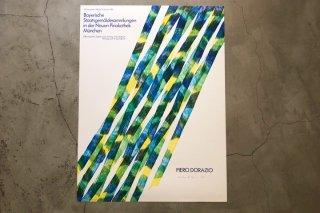 Piero Dorazio / Neue Pinakothek München 1981