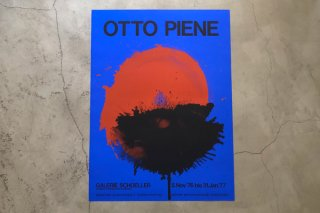 Otto Piene / Galerie Schoeller 1977