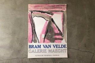 Bram Van Velde / Galerie Maeght 1975