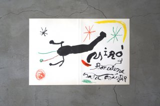 Joan Miró / Cover from