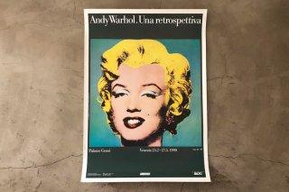 Andy Warhol / Retrospective 1990 - Marilyn -