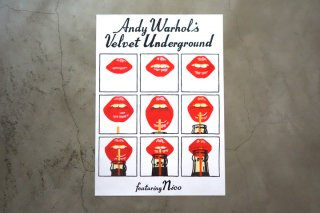 Andy Warhol's Velvet Undreground featuring Nico