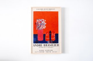 André Brasilier / Galerie René Drouet 1959