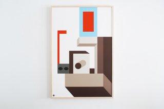 Nathalie du Pasquier / TIGER , 2019