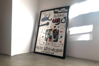 Joan Miró / Gallerie Wellz  1983