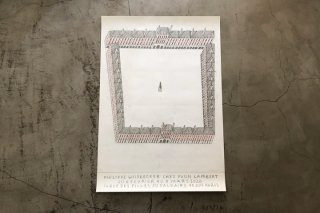 Philippe Weisbecker Limited Edition Exhibition Poster 2020