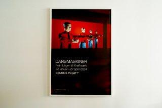 Kraftwerk / Poster for the exhibition