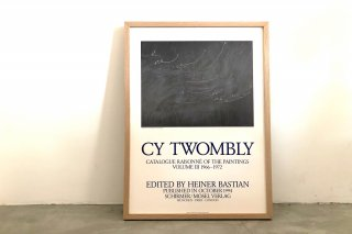 Cy Twombly  / Catalogue Raisonné of the Paintings Vol.III