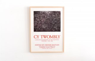 Cy Twombly  / Catalogue Raisonné of the Paintings Vol.�