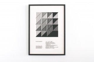 Klaus Basset / Galerie Daedalus 1967