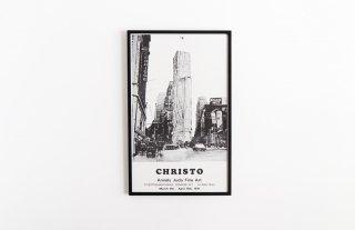 CHRISTO / Anney Juda Fine Art 1971