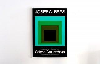 Josef Albers / Galerie Gmurzynska Köln  1973