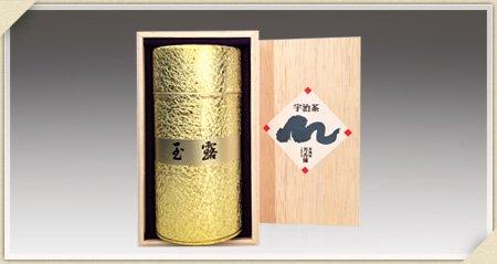金もしくは銀缶1本木箱入り [ 150g ]