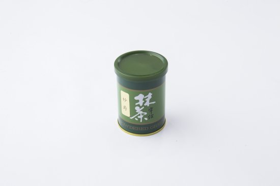 妙寿(みょうじゅ)≪薄茶向≫ [40g缶]