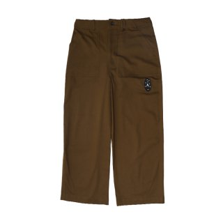 Morrison the military trousers / Olive green