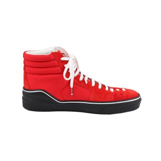 HIGH SNEAKER / Red/Black