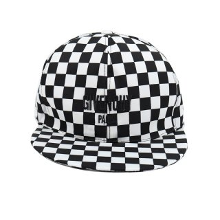 BASEBALL CAP / White/Black