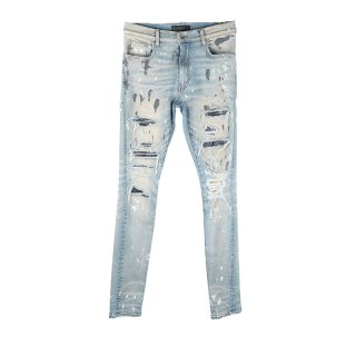 Crystal Jeans / Light Indigo