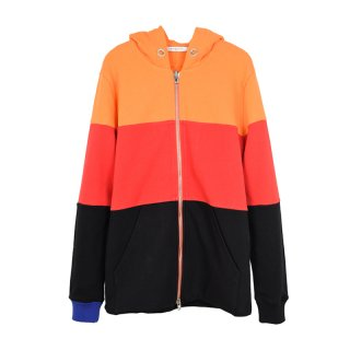 HOODIE SWEATER / ORANGE