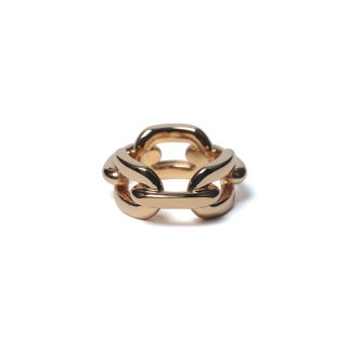 CHAIN RING 2 GOLD