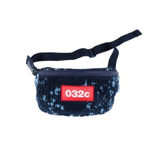 Peroxide Collection Cord Hip Bag / Black