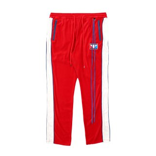 Tyson track pants / Red