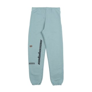 CALABASAS COLLECTION French Terry Pants / Hospital Blue Light
