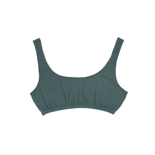 CALABASAS COLLECTION Bra Top / Hospital Blue Light