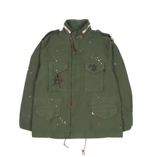 M-65 ANARCHY FIELD JKT / Sage Green