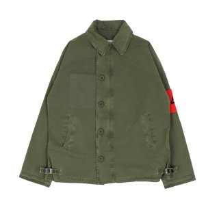 DECK JACKET / Sage Green