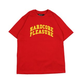 Hardcore Pleasure T-shirt / Red