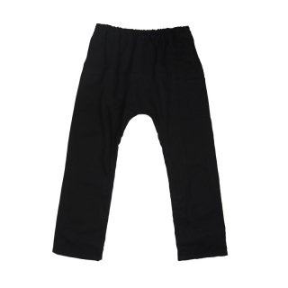 Long pants with elastic / Black