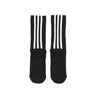 STRIPE SOCKS / Black