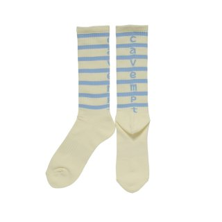 STRIPE SOCKS / Yellow