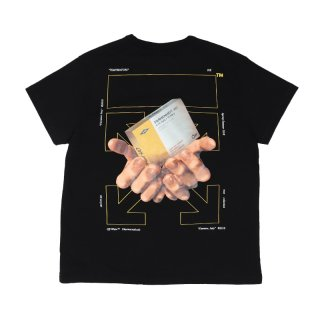 ARROWS HANDS S/S TEE / Black