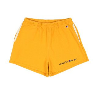 CHAMPION SHORTS / Yellow