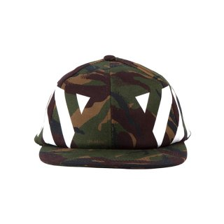 DIAG CAMOU CAP / ALL OVER NO COLOR