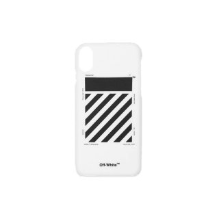 DIAG iPhoneX CASE / White/Black